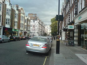 St. John's Wood High Street