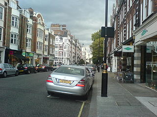 St Johns Wood Human settlement in England