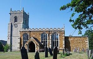 Twyford and Thorpe - St Andrews, Twyford