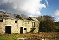 St Dennis, derelict barns at Treviscoe Barton - geograph.org.uk - 88260.jpg