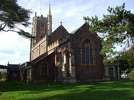 St George's parish church, Easton in Gordano - geograph.org.uk - 1051670.jpg