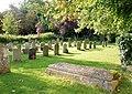 St Mary's Churchyard, Kings Worthy - geograph.org.uk - 980340.jpg