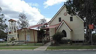 Alberton, Queensland - St Peter's Lutheran Church, Alberton, 2014