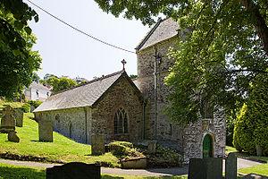 Mevagissey - St Peter's Church, Mevagissey