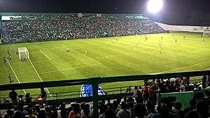 Estadio Olímpico de Tapachula - Image: Stadiumtapachula