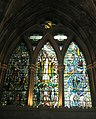 Stained glass window on the south wall at Southwark Cathedral - geograph.org.uk - 1258011.jpg