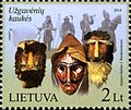Stamps of Lithuania, 2014-05.jpg