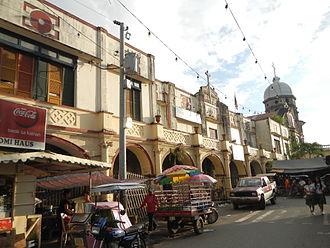 Candaba, Pampanga - Candaba market