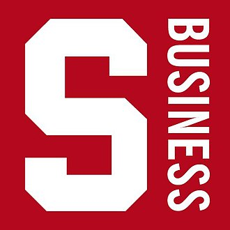 Stanford Graduate School of Business - Image: Stanford GSB Logo