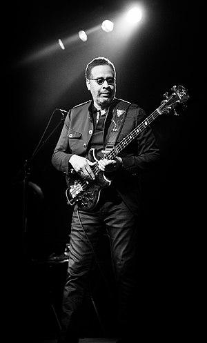 Stanley Clarke - Stanley Clarke at Leverkusener Jazztage (Germany), November 7, 2016