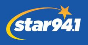 WSTR (FM) - Image: Star 941