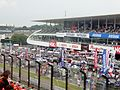 Starting grid of 2015 International Suzuka 1000km (17).JPG