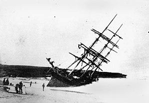 Maroubra, New South Wales - Image: State Lib Qld 1 142363 Hereward (ship)