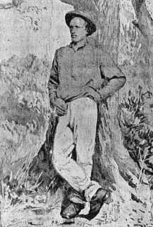 James Alpin McPherson 19th century Australian bushranger