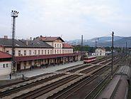 Station Usti n.L.-Strekov