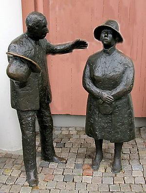 Staty Kal ada Lisebergs entré