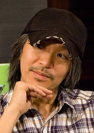 Stephen Chow - Stephen Chow in 2008.