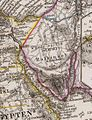 Stieler, Adolf. Das Mittellandische Meer Und Nord-Afrika. 1875 BJ.jpg