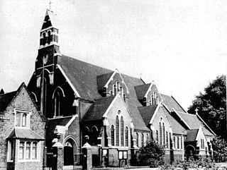 St Marys Church, Plaistow Church of england church