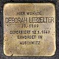 Stolperstein Alte Schönhauser Str 4 (Mitte) Deborah Lebzelter.jpg