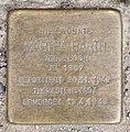 Stolperstein Königin-Elisabeth-Straße 58 (Weste) Martha Barth.jpg