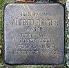 Stolperstein Kunz-Buntschuh-Str 16 (Grune) Alfred Rotter.jpg