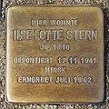 Stolperstein Verden - Ilse-Lotte Stern (1910).jpg