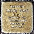 Stolperstein Verden - Margot Jonas (1911).jpg