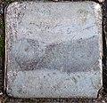Stolpersteine Köln, zerstörter Stolperstein St.-Apern-Str. 29-31 (Ausschnitt).jpg