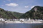 Stolzenfels (ship, 1979) Staatsbesuch Bush 01.jpg