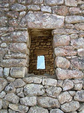 Pirca wikipedia la enciclopedia libre for Arquitectura quechua
