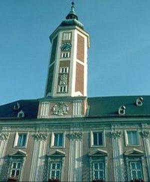 Sankt Pölten - The town hall