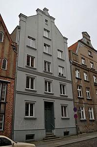 Stralsund, Fährstraße 3 (2012-03-11), by Klugschnacker in Wikipedia.jpg