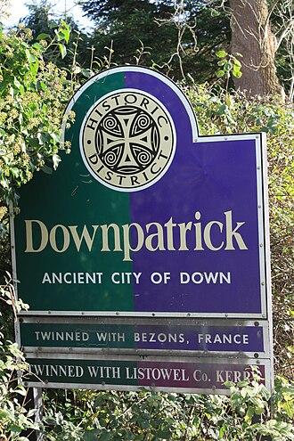 Downpatrick - Downpatrick, October 2009