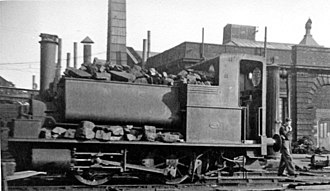 Stratford Works - Image: Stratford Old (Locomotive) Works geograph 2382240 by Ben Brooksbank