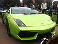Streetcarl Lamborghini gallardo spyder 560-4 green (6200477011).jpg