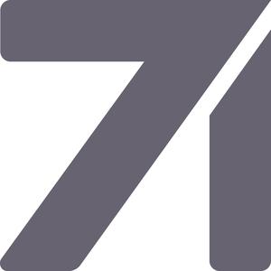 Studio71 - Image: Studio 71 2017 logo gunmetal on white