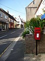 Sturminster Newton, postbox No. DT10 175, Bridge Street - geograph.org.uk - 1436129.jpg