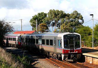 Metro Trains Melbourne - Image: Stysprint