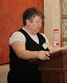 Sue Ramsey speaking at AgeNI event.jpg