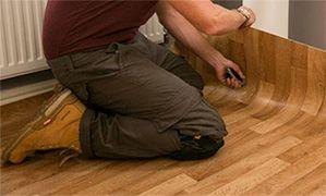 - Como quitar rayones del piso vinilico ...