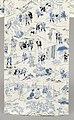 Summer Kimono (Yukata) with Illustrations from the 1802 novel 'Hizakurige' (Shank's Mare) by Ikku Jipensha (1765-1831) LACMA M.2006.37.6 (2 of 9).jpg