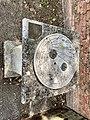 Sundial at Lauderdale House, Highgate, July 2021 01.jpg
