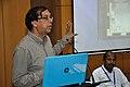 Sunil Gupta - Group Presentation - VMPME Workshop - Science City - Kolkata 2015-07-17 9489.JPG