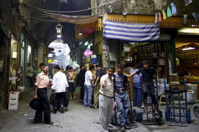 Suq al-Atmah, al-Madina Souq, Aleppo (5)