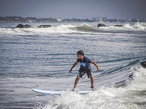 Surfing in India - Surfing in Kovalam