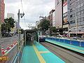 Susukino Tram stop 201509 01.JPG