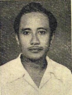 Sutomo Indonesian military person