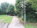 Sutton on Hull railway station (site), Yorkshire (geograph 3531686).jpg