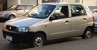 Maruti Suzuki Alto Motor vehicle